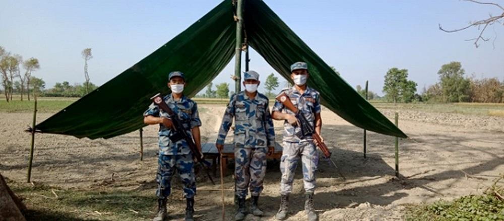 लुकेर सीमा पार गर्न खोज्ने ११ भारतीय मुस्लिम पक्राउ