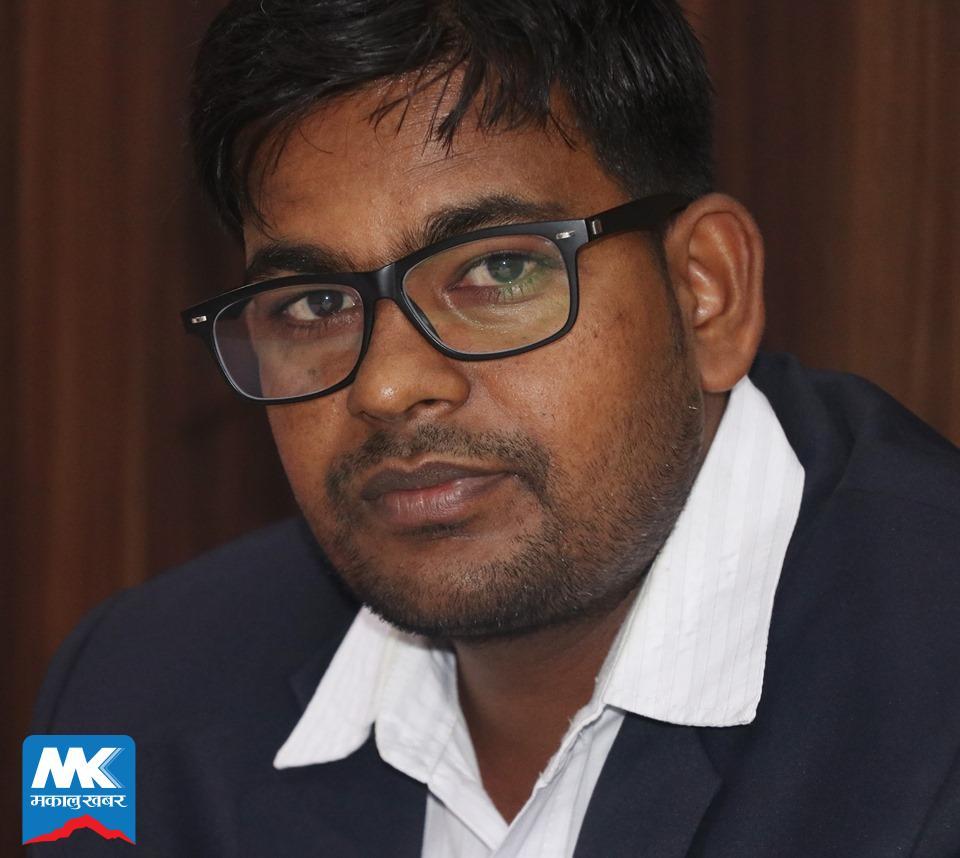 नेपाल–भारत पत्रकार युनियनको अन्तराष्ट्रिय उपाध्यक्षमा मकालु खबरकर्मी