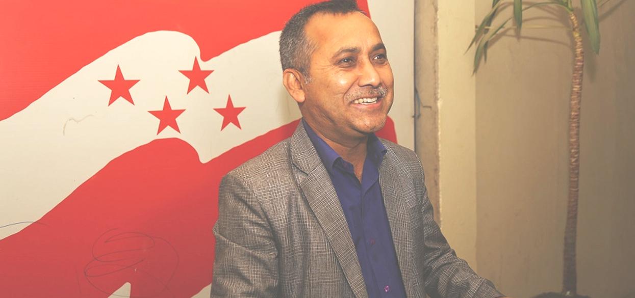 सीमा विवादबारे त्रिपक्षीय संवादको पक्षमा नेपाली कांग्रेस