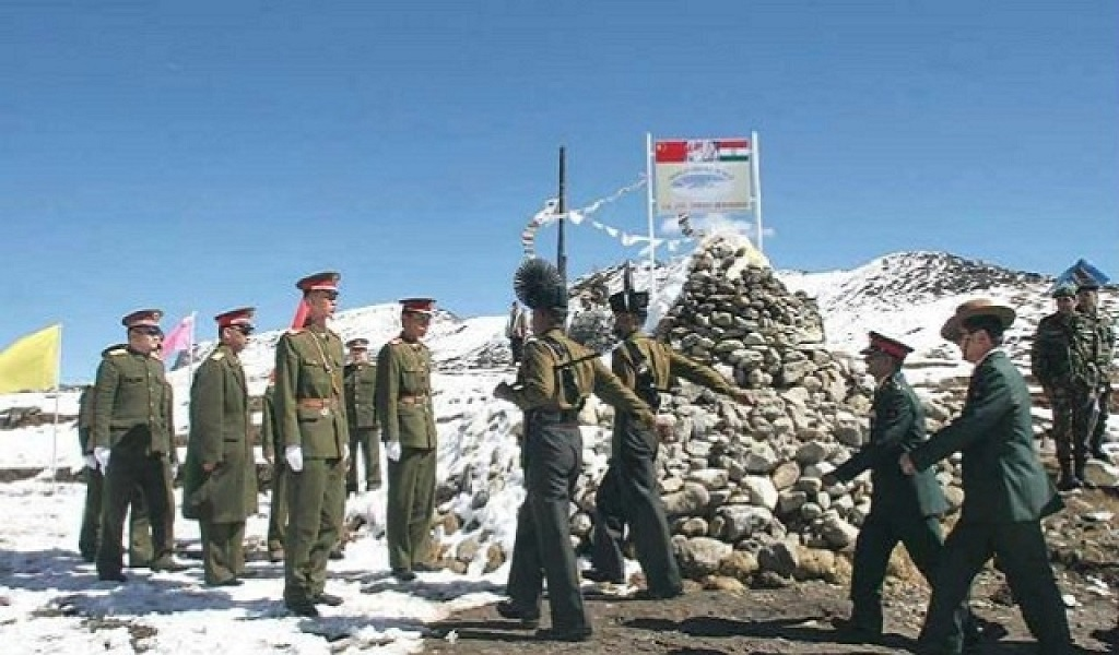 भारतीय र चिनियाँ सुरक्षाकर्मीबीच सिक्किम क्षेत्रमा भिडन्त, ११ सैनिक घाइते