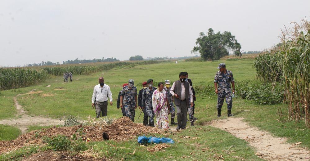 नेपाली सुरक्षाकर्मीमाथि आक्रमण प्रयास : भारतले माग्यो माफी