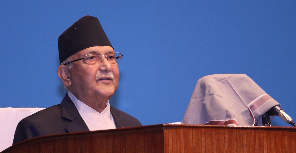 अब भूमि फिर्ताका लागि भारतसँग वार्ता हुन्छ : प्रधानमन्त्री