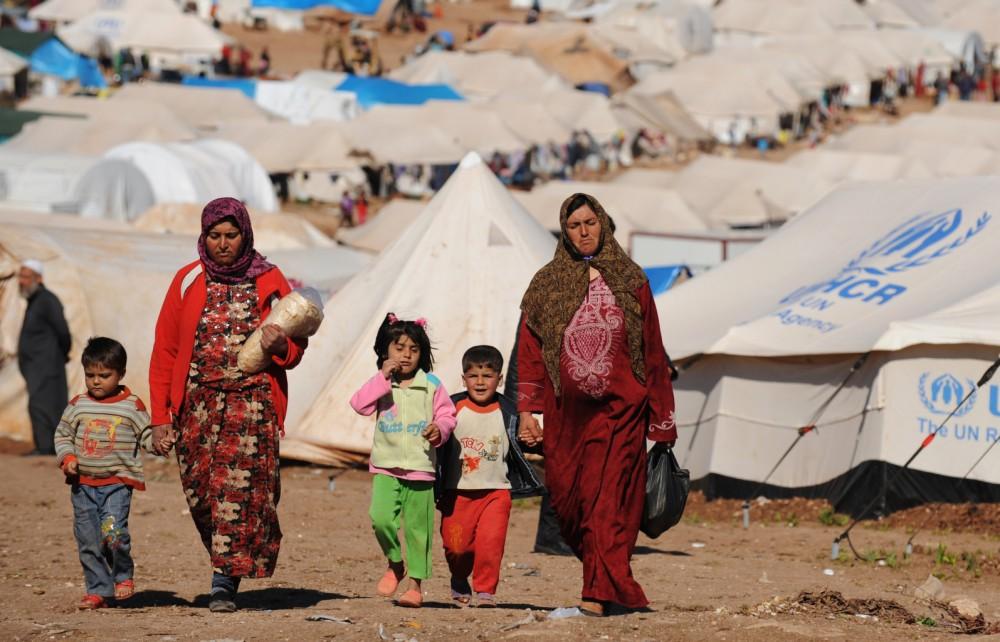 कोरोना कहर : लाखौँ सिरियालीहरू भोकमरीको सङ्घारमा