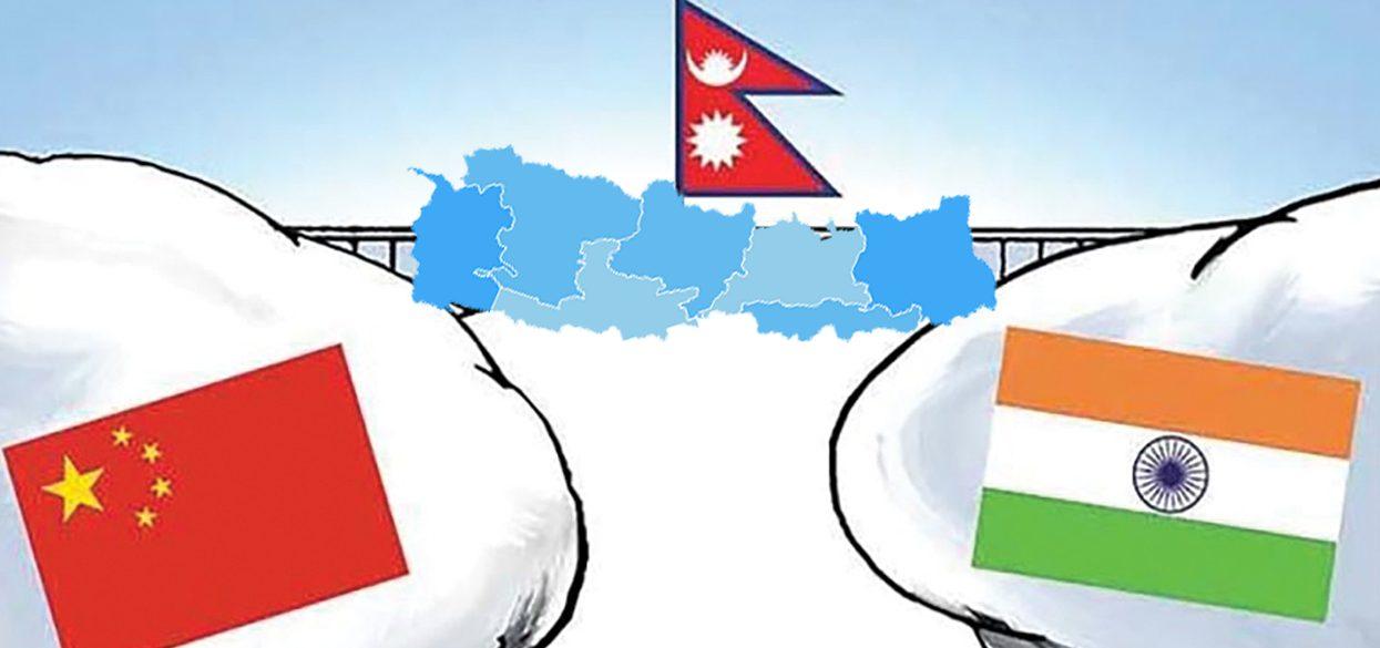 नेपालले चीनको आडमा भारत सँग पौंठेजोरी खेलेकै हो ?