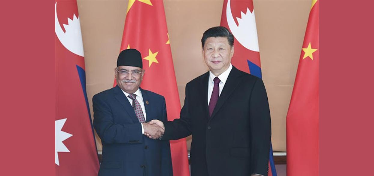नेपाल कम्युनिस्ट पार्टी र चिनियाँ कम्युनिस्ट पार्टी विच के विषयमा छलफल हुँदैछ ?