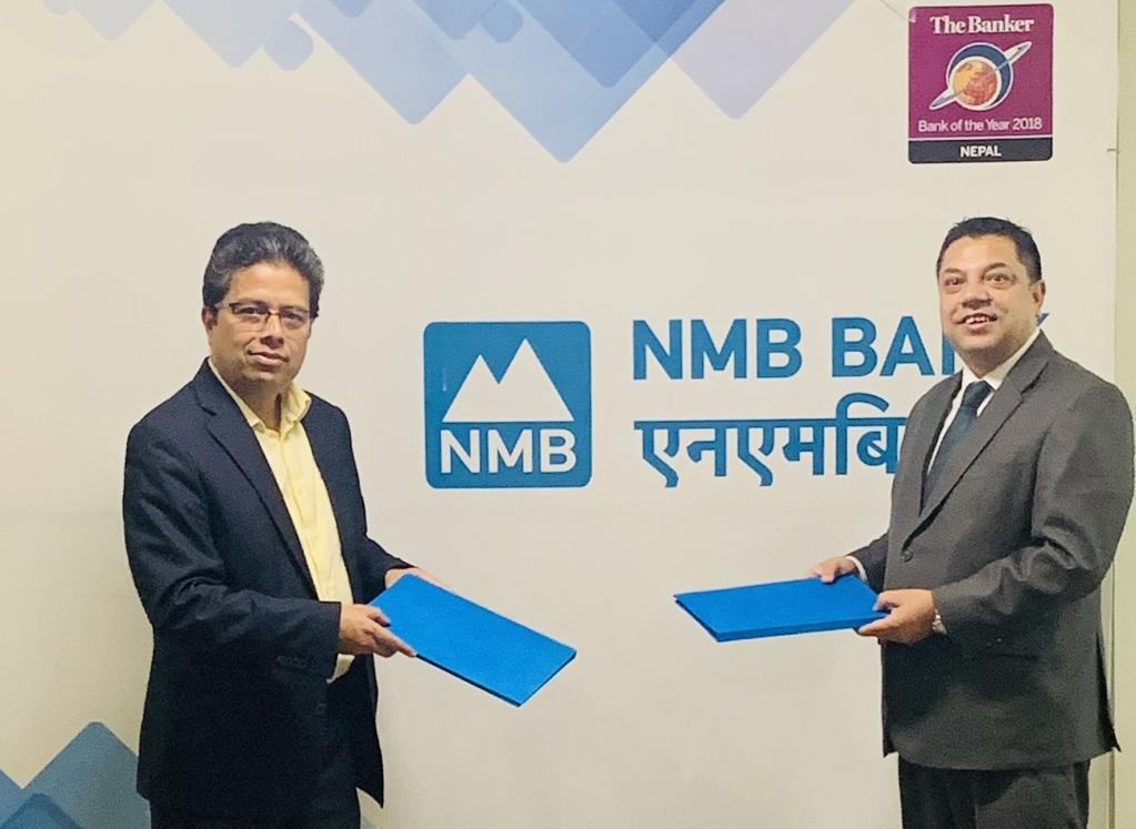 एनएमबि बैंक द्वारा अन्तर्राष्ट्रिय वित्त निगम IFC संग पुनः कर्जाको समझदारीमा हस्ताक्षर