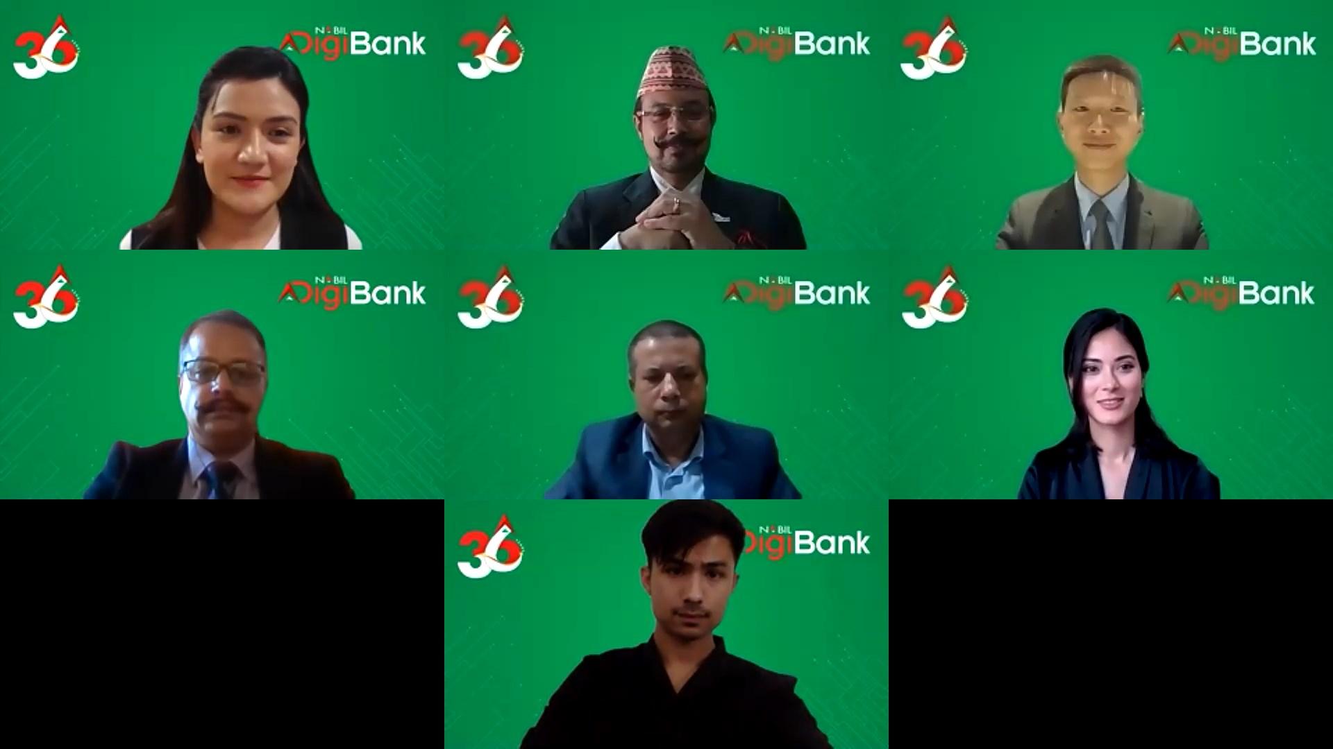 नबिल बैंकद्वारा 'नबिल डिजि बैंक' स्थापना