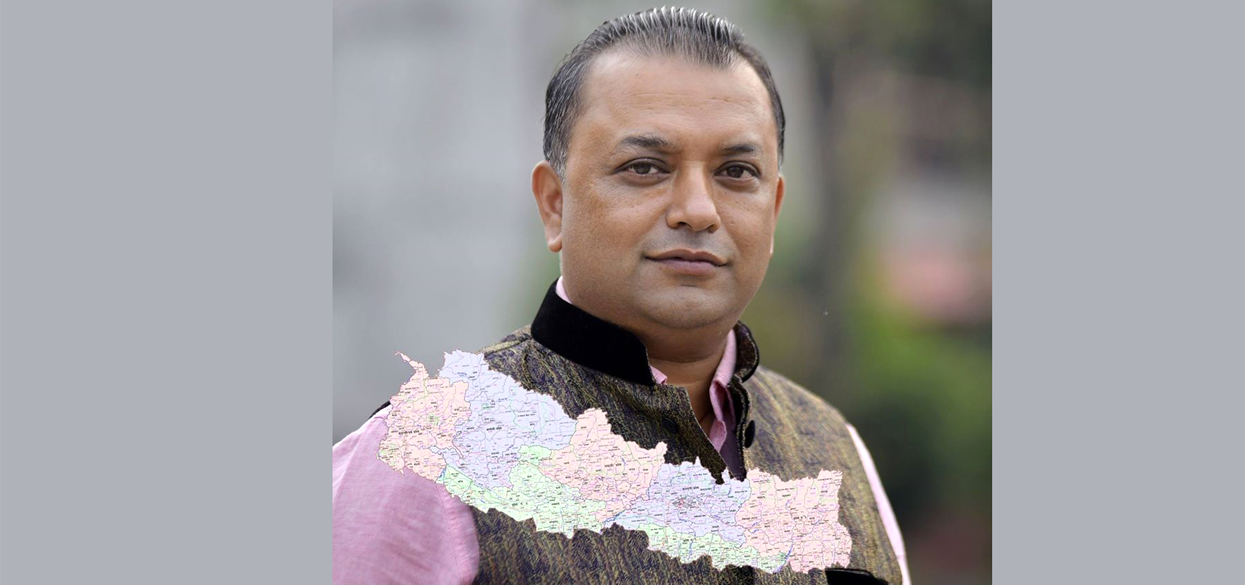 नेकपाले तमासा देखायाेः कांग्रेस नेता गगन थापा