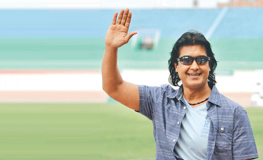अभिनेता राजेश हमालले ६ सय चलचित्र प्राविधिकहरुको कोरोना बीमा गरिदिने