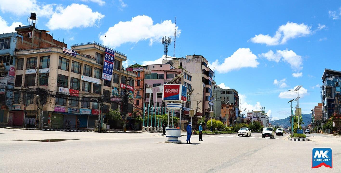 काठमाडौंका यी स्थानमा छन् १०० जनाभन्दा बढी संक्रमित