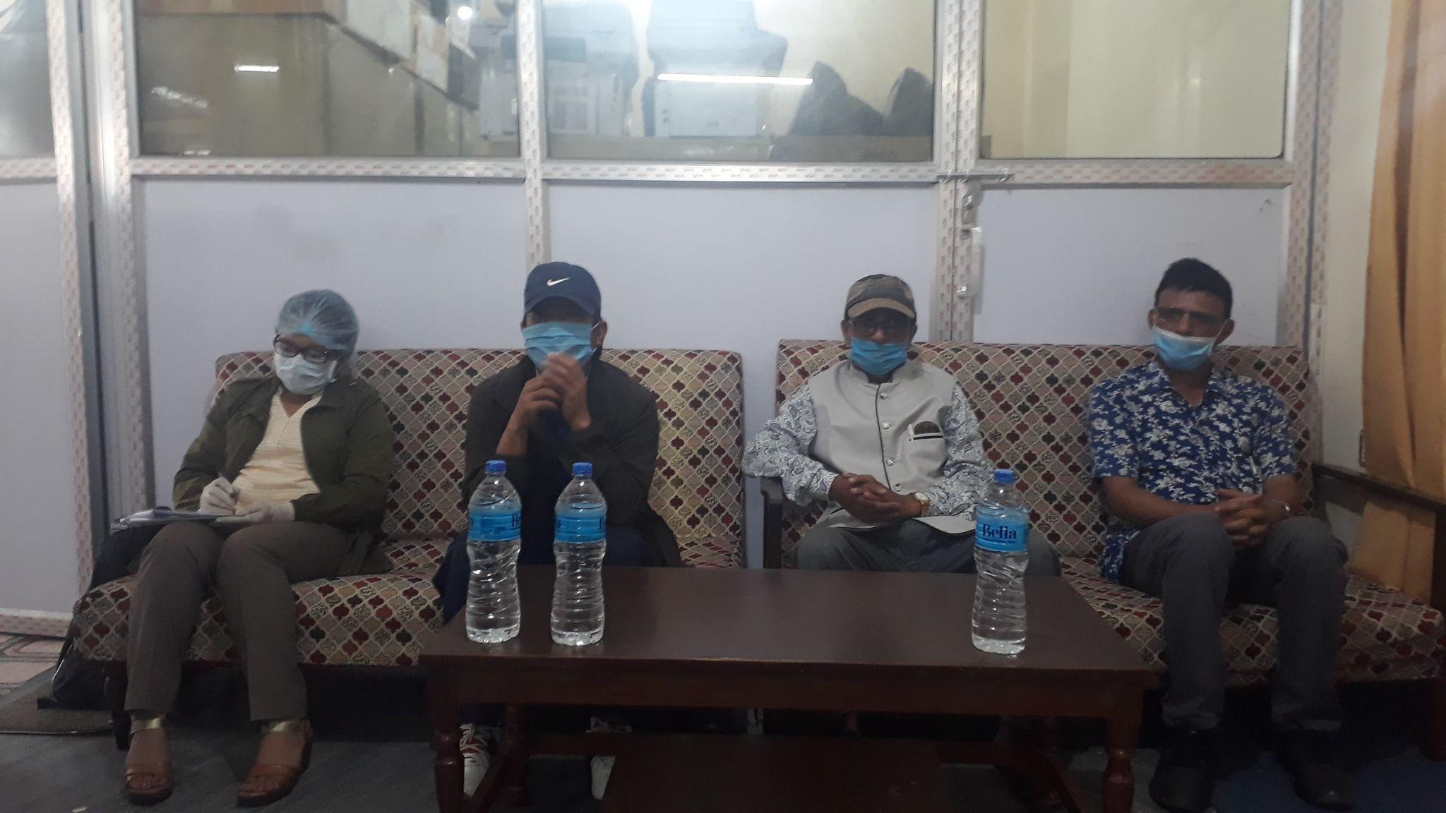 नेपाल निजामती कर्मचारी सङ्गठनलाई लाग्यो चुनाव