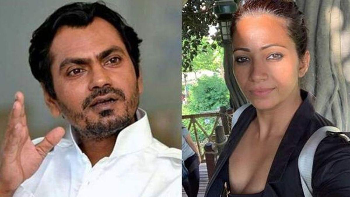 नवाजुद्दीन सिद्दिकीमाथि श्रीमती आलियाले लगाइन् बलात्कारकाे आरोप