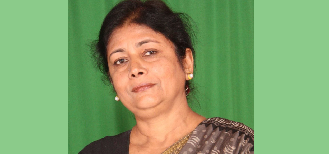 अहिलेका 'पञ्च' सामुदायिक आतंकका प्रतीक हुन् : सरिता गिरी