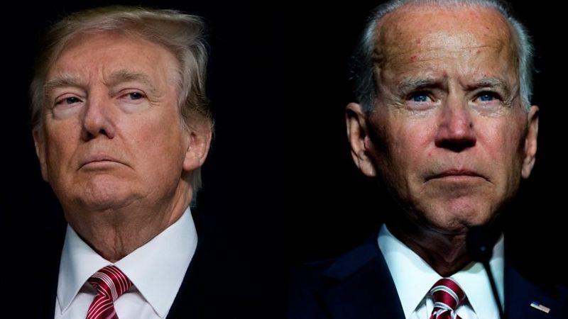 अमेरिकी चुनाव: ट्रम्प-बाइडन पहिलो पटक आमनेसामने बहसमा