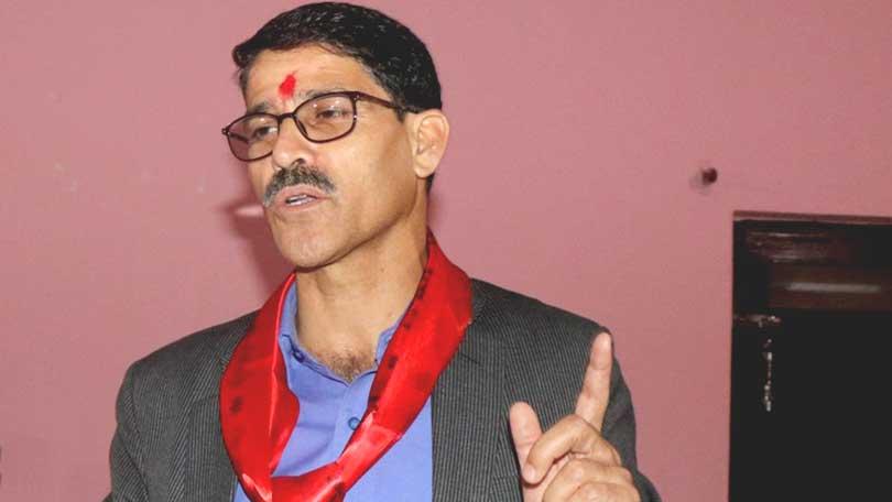 एमालेले लियो सुदूरपश्चिम प्रदेश सरकारको समर्थन फिर्ता
