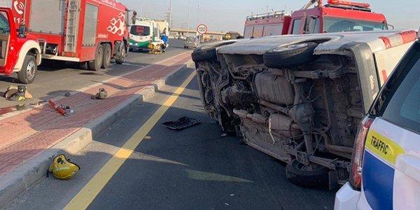 सडक दुर्घटनामा दुई नेपालीको कुवेतमा मृत्यु