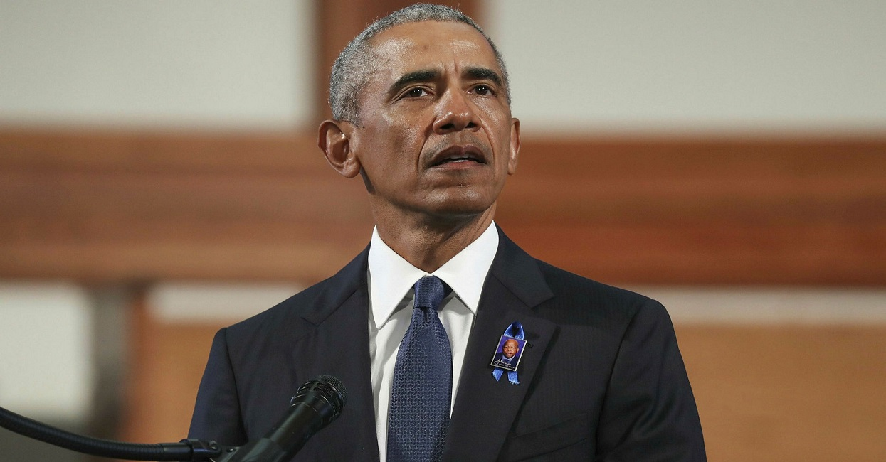 ओबामाले भने–'ह्वाइट हाउसभित्र कमाण्डो पठाएर ट्रम्पलाई बाहिर निकाल्न सकिन्छ'