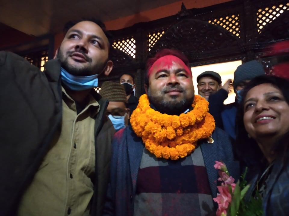 महासंघ निर्वाचन : मुस्लिम समुदायका एकमात्र केन्द्रीय सदस्य जमशेर अलिमिया विजयी