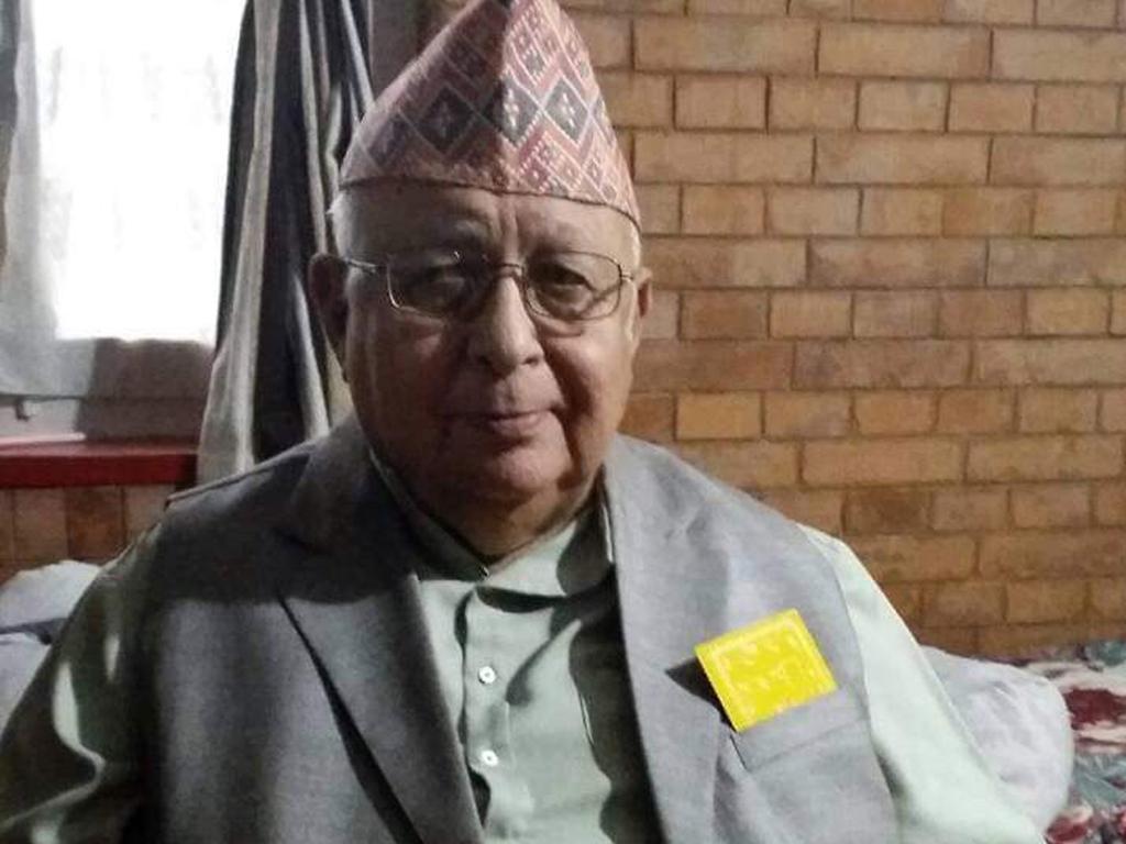 पूर्व परराष्ट्र उपसचिव सत्य प्रसाद जोशीको निधन