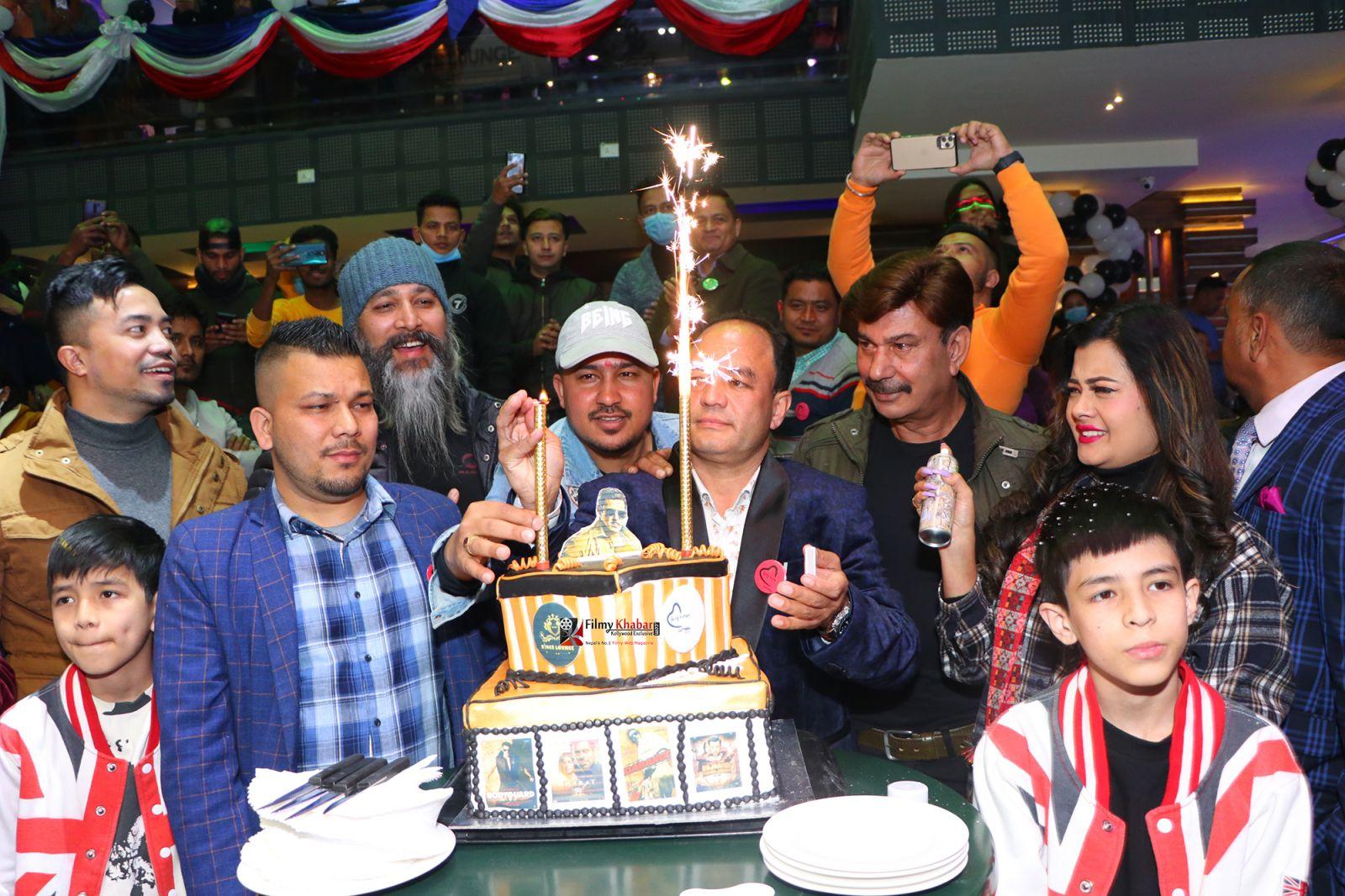 बलिउडका सलमानकाे काठमाडौंमा जन्मदिन सेलिब्रेट