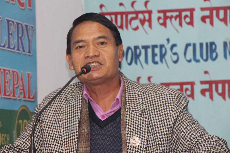 ओली र प्रचण्डबीचको सहमतिमा साझा प्रतिवेदन बन्छ : शेरबहादुर तामाङ