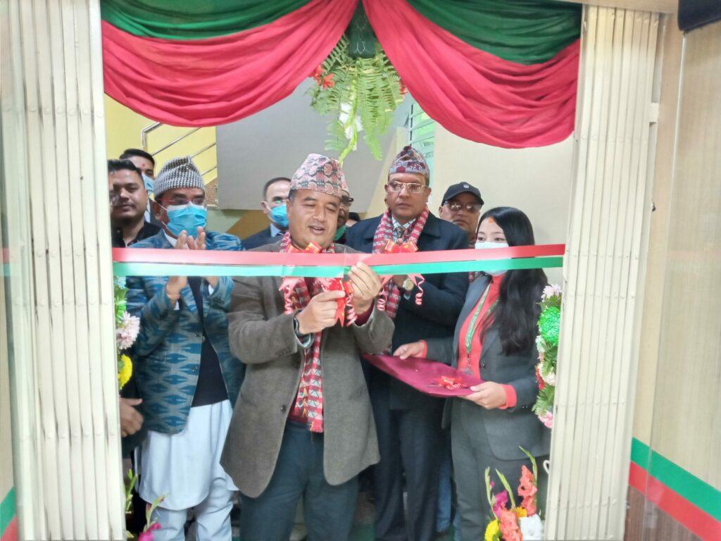 नेपाल बङ्गलादेश बैंकको ९९ औं शाखा सिरुटारमा