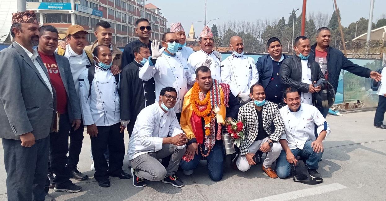 'बिबिसी सो'का चर्चित मास्टर सेफ साह भन्छन्- नेपाली खाना विश्वभर पस्किँदैछु
