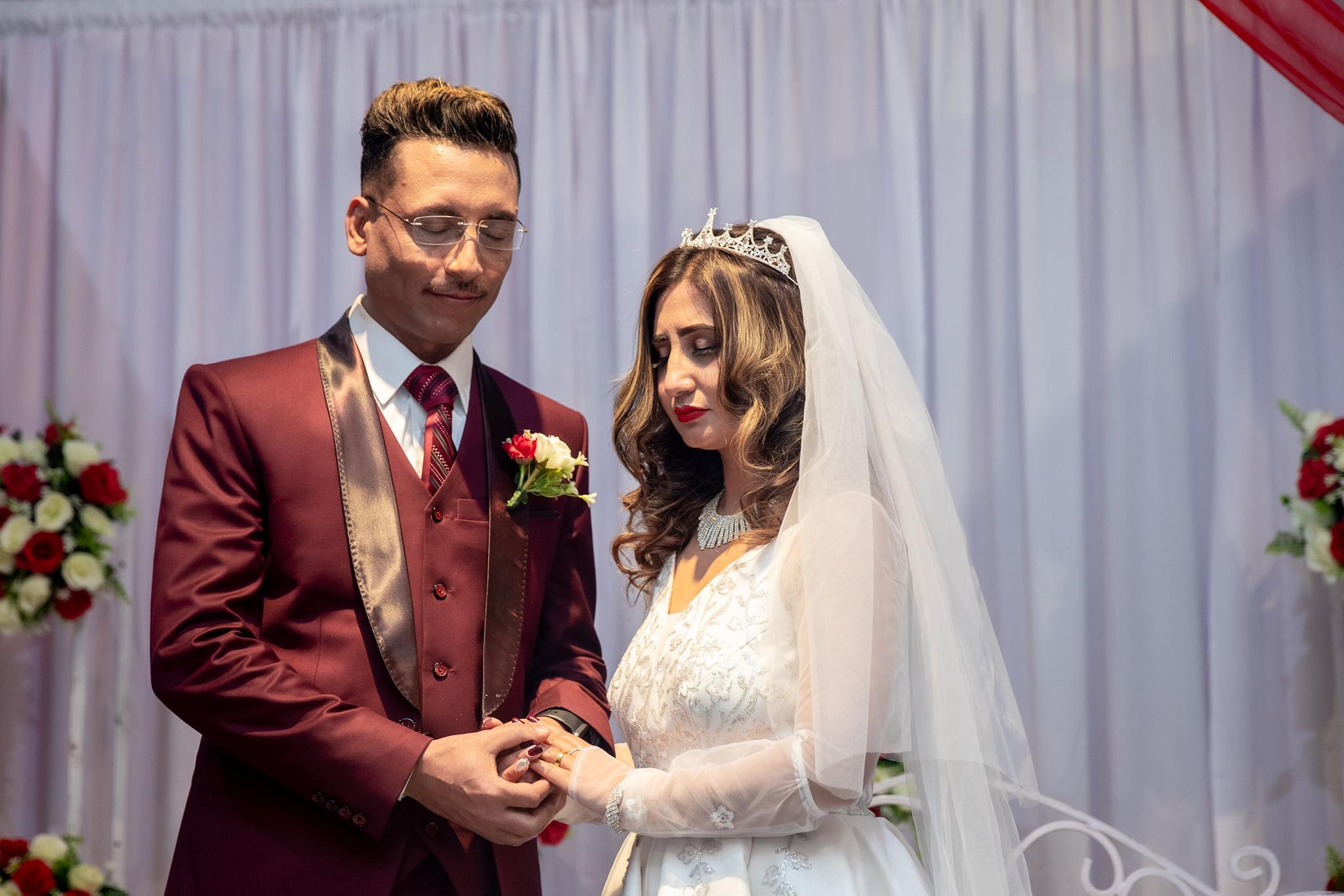 अन्जुको विवाह