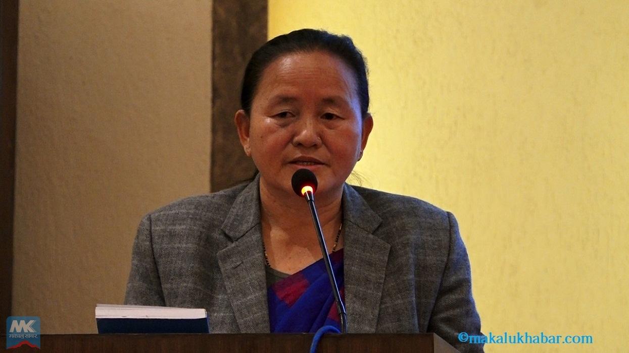 'सुकुम्बासीलाई पुर्जा दिन सरकार आतुर छ' [भिडिओसहित]