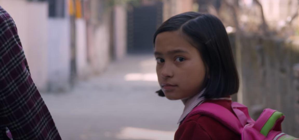 बाल दुर्व्यवहारको कथामा लघु चलचित्र 'सावधान'