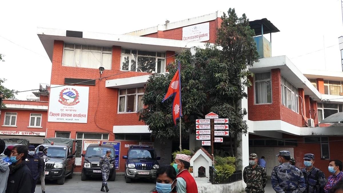 काठमाडौं उपत्यकामा १० दिन निषेधाज्ञा थप (आदेशसहित)