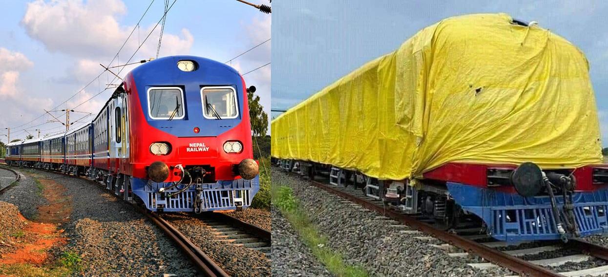 वैशाखभित्रै सञ्चालन हुँदै नेपालको रेल, चलाउने जिम्मा भारतीय कम्पनीलाई