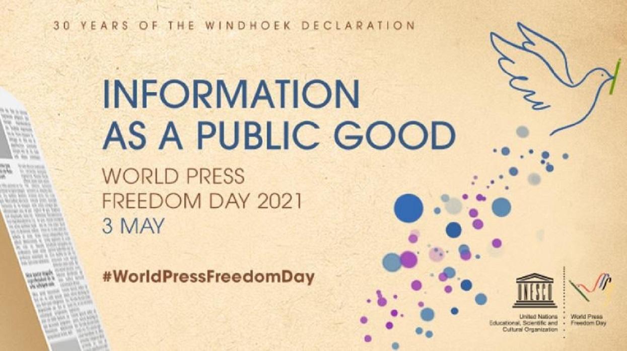 नेपालमा पनि मनाइँदै विश्व प्रेस स्वतन्त्रता दिवस