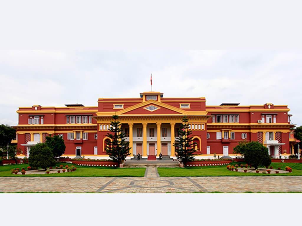 संसद् विघटन जायज भएको राष्ट्रपति कार्यालयको जिकिर