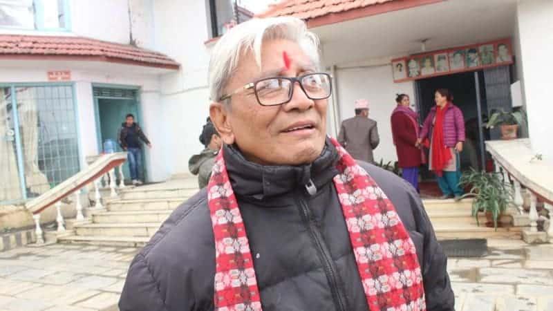 शेरचन लुम्बिनी प्रदेश प्रमुखमा सिफारिस