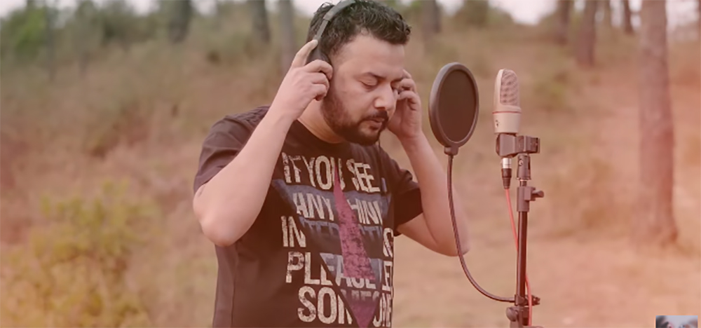 खोटाङे पुर्खालाई सम्झिँदै गायक सुगम [भिडियो]