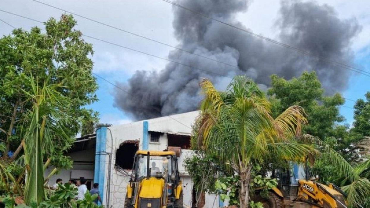 भारतीय रसायन कारखानामा आगलागी, कम्तीमा १८ जनाको मृत्यु