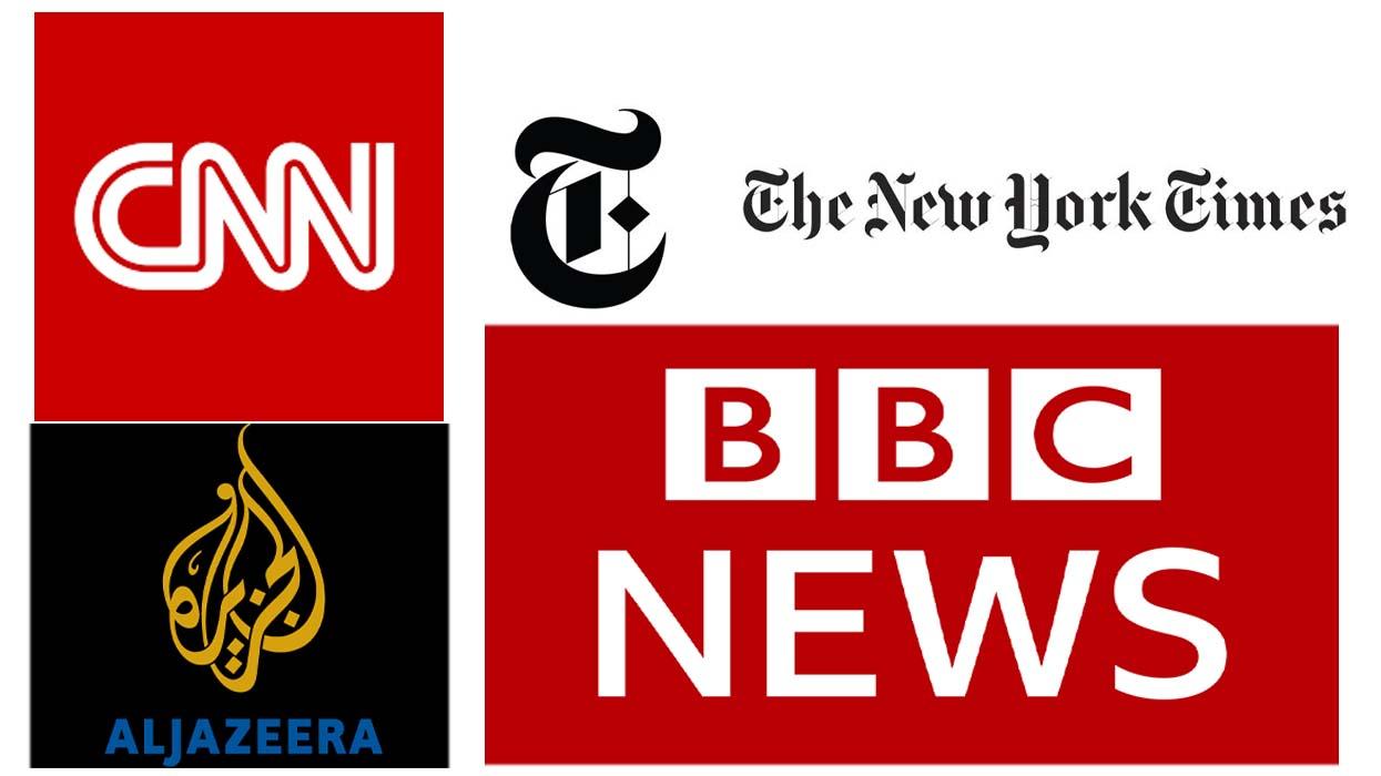 विश्वका चर्चित समाचार वेबसाइटहरू अवरुद्ध