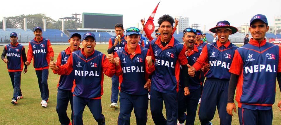 नेपालले खेल्ने त्रिकोणात्मक क्रिकेट स्थगित, २०२२ को जुलाईमा हुनसक्ने