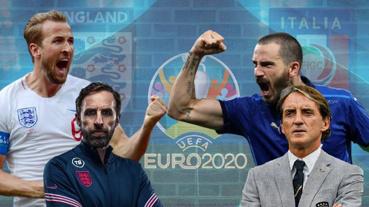 युरो २०२० सेमिफाइनल : इटाली र इंग्ल्यान्डको किन बढी चर्चा ?