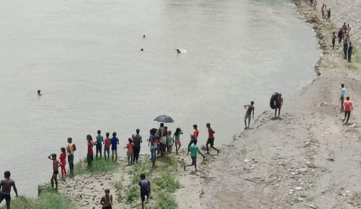 नदीमा नुहाउने क्रममा दुई बालिकाको मृत्यु, एक बेपत्ता