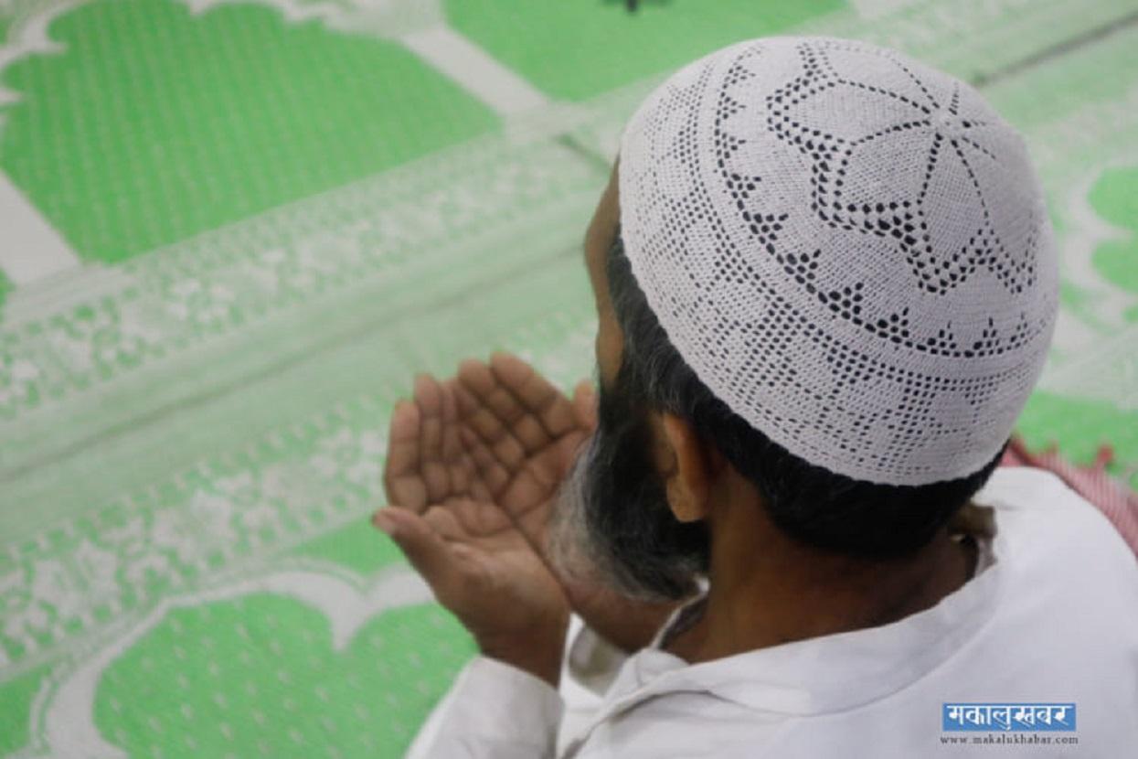 कोरोना कहरबीच बकर इद' सुनसान मस्जिद (तस्बिरहरू)