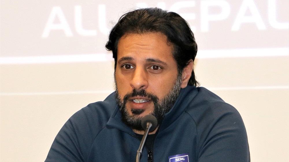 BREAKING : राष्ट्रिय फुटबल टिमका मुख्य प्रशिक्षक अलमुताइरीद्वारा राजीनामाको घोषणा