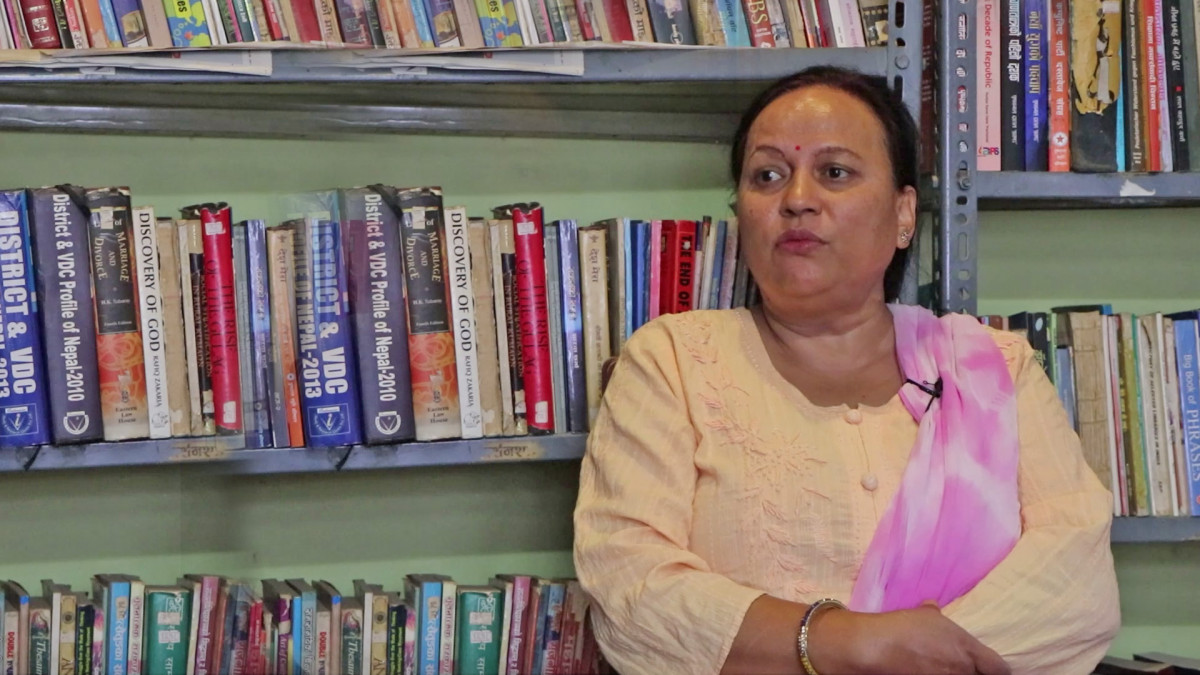 सरकारमा जानेबारे सोचेका छैनौँ  : दुर्गा पौडेल