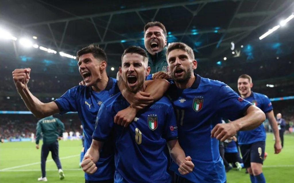 स्पेनलाई टाइब्रेकरमा हराउँदै इटाली फाइनलमा