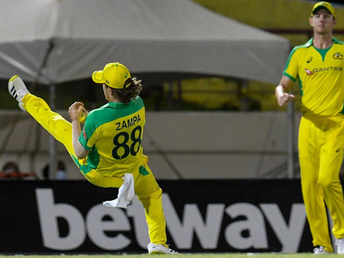ट्वेन्टी ट्वेन्टी क्रिकेटमा अष्ट्रेलियाको रोमाञ्चक जीत