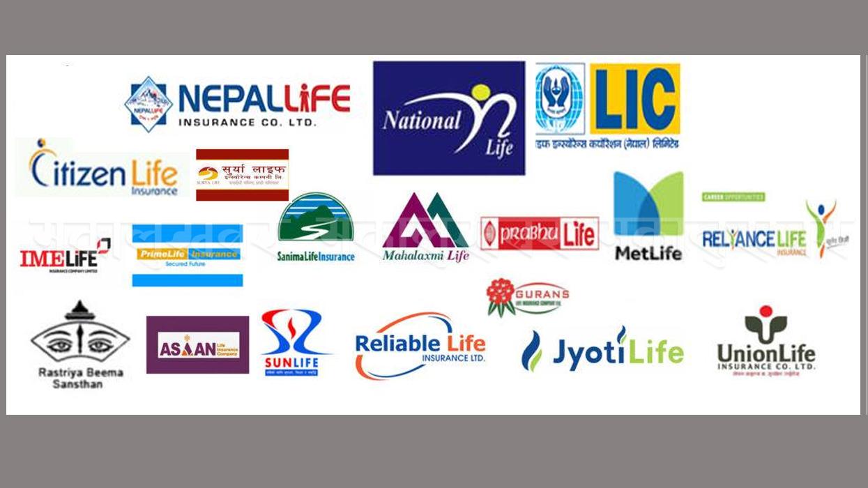 बीमा शुल्क सङ्कलनमा छ्लाङ मार्दै नेशनल लाइफ बन्यो दोस्राे बीमा कम्पनी