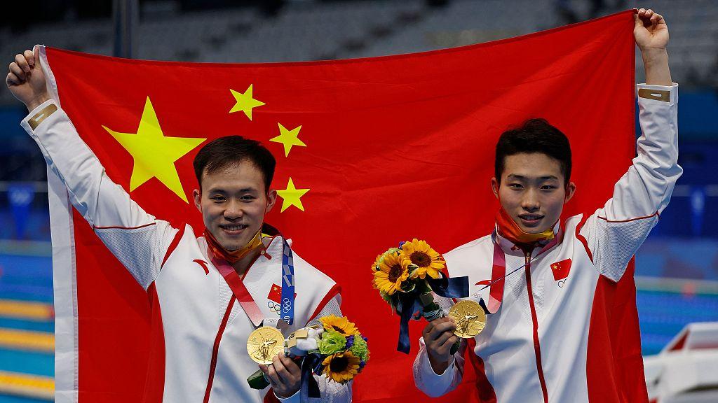 टोक्यो ओलम्पिक : ४० पदकसहित चीन शीर्ष स्थानमा