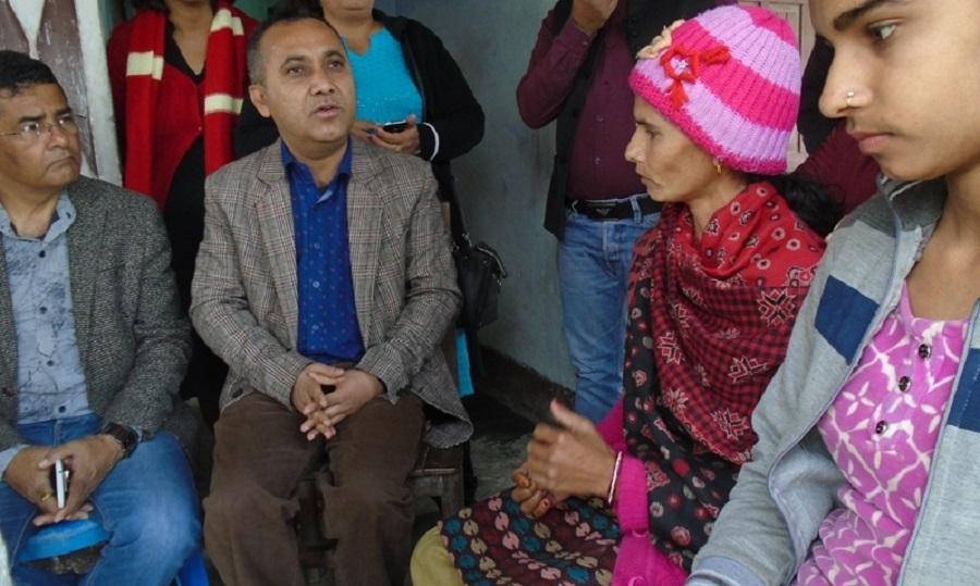 अब हाम्रो सरकारले न्याय दिनुपर्छ : प्रवक्ता शर्मा
