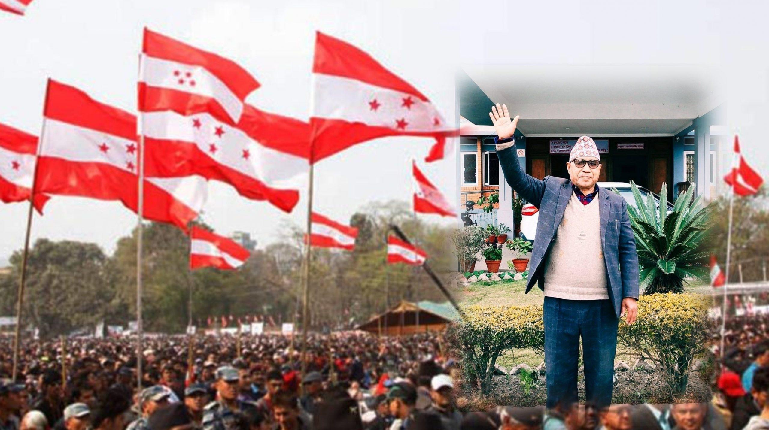 फर्जी क्रियाशील थपिएपछि बाजुरा कांग्रेसका नेता काठमाडौँमा
